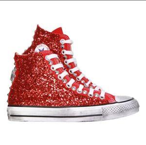 Scarpe da ginnastica Converse glitter per donna | Acquisti Online ...