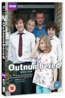 Nuovo Outnumbered Serie 4 DVD