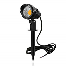 MEIKEE 7W LED Landscape Lights 12V/24V Outdoor Spotlight Led Pathway Lights