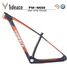 Tideace NEW T800 Carbon Mountain Bike Frames Cycling Bicycle Frame OEM MTB Frame