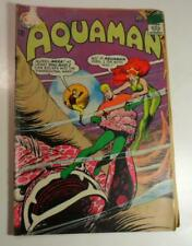 Aquaman #19 Dc Comics Feb 1965 Mera G/Vg 3.0