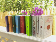 Outlander Series Volumes 1-8 Book Set By Diana Gabaldon Mass Market w/ Slipcase