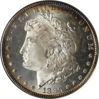 1880-S Morgan Silver Dollar NGC MS67* Superb Eye Appeal Strong Strike