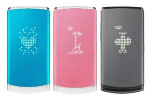"Original Unlocked 2.8"" LG GD580 Lollipop dLite Cookie Flip Phone"