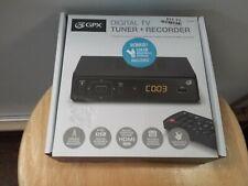 GPX Digital TV Tuner and Recorder W Bonus 128GB Storage - Catalog TVTR149bvp