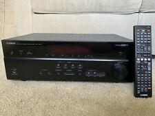 Yamaha AV Receiver RX-V475 5.1-Channel, 5 HDMI In 1 HDMI Out, Network, 270W