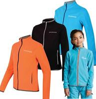 Dare2b Favour II Fleece Kids Full Zip Microfleece Jacket Girls Boys Mid Layer