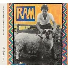 PAUL MCCARTNEY /LINDA  MCCARTNEY,- RAM (SPECIAL EDITION) 2 CD NEUF