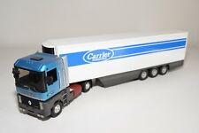 N LBS ELIGOR RENAULT MAGNUM TRUCK WITH TRAILER CARRIER TRANSCOLD NMINT CONDITION