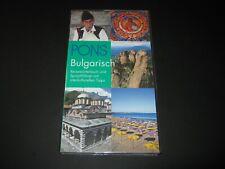 PONS: Bulgarisch Reisewörterbuch
