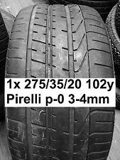 275/35/20 102Y PIRELLI  3-4MM  x1