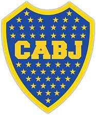 "Club Atletico Boca Juniors Argentina Football Soccer Car Bumper Sticker 4""X5"""