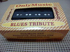 "Compatible with JAZZ BASS OnlyMusic BLUES TRIBUTE ""VINTAGE REPRO"" BRIDGE PICKUP"