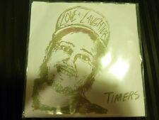 """Love As Laughter - Timers 7"""" Pink Vinyl Indie Rock"""