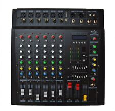 6 KANAL POWERMIXER 1600 Watt  PM 6-300