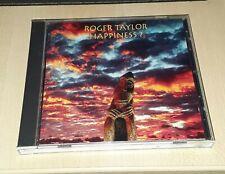 Roger Taylor - Happiness ? - CD - 1994 - UK ~(Queen / Freddie Mercury)~