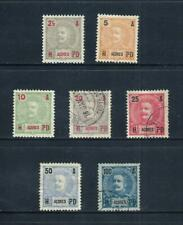 AZORES _ 1906 'KING CARLOS' 7 _ mh-used ____(643)