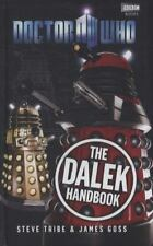 Doctor Who - The Dalek Handbook by James Goss and Steve Tribe (2011, Hardcover)