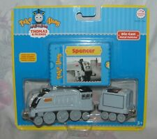 2006 Thomas & Friends Take Along Die Cast Spencer Train and Tender New Sealed