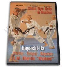 Shito Ryu Advanced Karate Kata & Bunkai Hayashi Martin Dvd Pachu Seipai Nipaipo