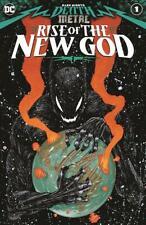 DARK NIGHTS DEATH METAL RISE OF THE NEW GOD #1 (ONE SHOT) CVR A IAN BERTRAM10/27