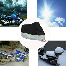 XXXL Silver Motorcycle Cover For      Electra Glide CVO Ultra Classic