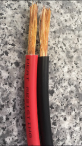 10mm 16mm Black or Red 70 110 amp 12v Tri Rated Battery Cable Wire Auto Marine