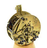 altes kleines Uhrwerk D 82 Ersatzteil Wanduhr Pendule Bilderuhr Uhr Uhrmacher