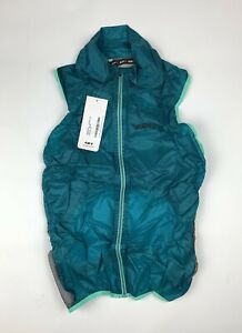 Louis garneau Speed Zone X-Lite Cycling Vest Womens Large Teal New