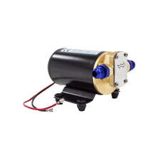 CXRacing Electric Scavenge Pump for Turbo Oil Feed 3.7 GPM 24VDC AN10