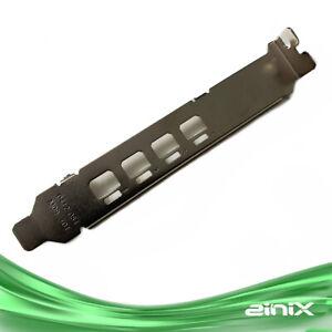 PNY NVIDIA Quadro K1200 NVS510 P400 P600 P620 P1000 Full Hight Profile Bracket