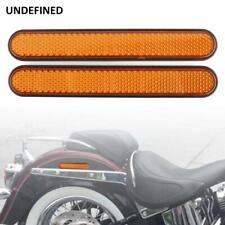 Front Fork Leg Reflectors for Harley Davidson Dyna Softail Sportster 883 Lower