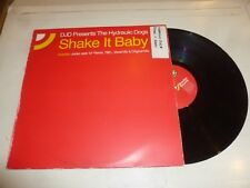 "DJD présente le hydraulique chiens-Shake it baby - 2002 UK 3-TRACK 12"" SINGLE"