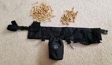 """Golf Waist Belt for Ball Pins + 28 2"""" Andrew's pins + 74 2"""" pins"""