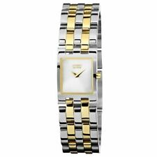 Citizen Stainless Steel Case Dress/Formal Adult Wristwatches