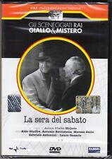 Dvd Sceneggiati Rai LA SERA DEL SABATO di Anton Giulio Majano con A.Giuffrè 1973