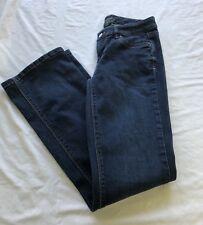 White House Black Market Women's Sz 4S Contour Boot Leg Stretch Jeans
