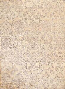 Geometric Modern Moroccan Handmade Oriental Area Rug Indoor/ Outdoor Carpet 8x10