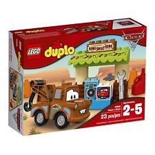 LEGO 10856 - DUPLO - Cars 3: Mater´s Shed Building Set - NEW