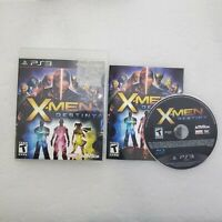 PS3 X-Men Destiny Game (Sony PlayStation 3, 2011) Complete with Manual & Case