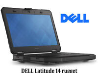 "Dell Latitude 14 Rugged 5414 Core i7-6600u  2,60GHz 8Gb 256GB 14"" IPS RS232"