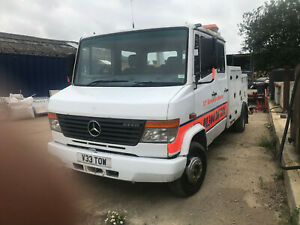 MERCEDES RECOVERY SPEC LIFT