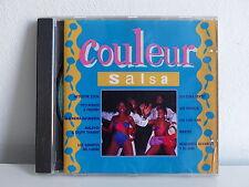 CD ALBUM Couleur salsa ACOUSTIK ZOUK TITO PUENTE  MALAVOI .. 8412542