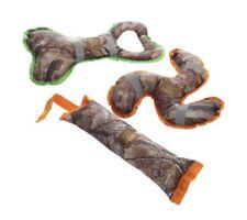 True timber Camo 3 Piece Set Ruff And Tuff Dog Toys