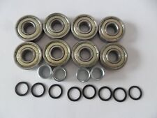 BAHNE (since 72) performance kit  ABEC 7 BEARINGS, 10MM SPACERS 8 X SPEED WASHER