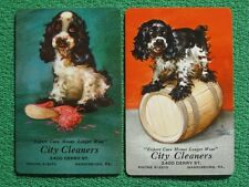 Butch Cocker Spaniel Dog Harrisburg Pa Chews Slipper & Over Barrel Staehle Art