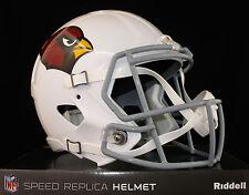 ARIZONA CARDINALS Officially Licensed FULL SIZE REPLICA SPEED Helmet