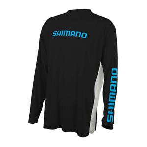 Shimano Long Sleeve Performance Tech Sun Shirt Tee- Pick Color/Size-Free Shipp