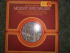 Rimsky Korsakov-Mozart & Salieri Paris Philharmonic Leibowitz Olympic  9106