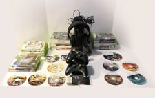 Xbox 360 Console Lot: Controllers, Kinect, Headset, Charger & 34 awesome Games!